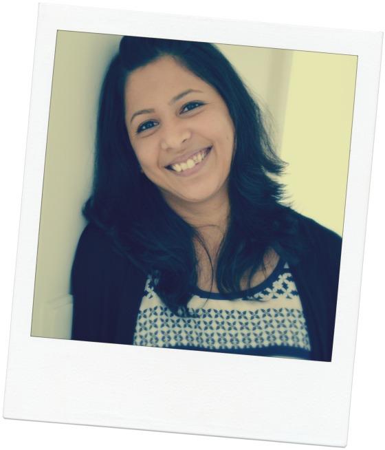 Sarita polaroid