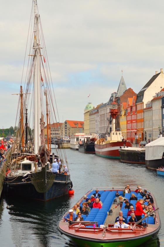 See Copenhagen by boat
