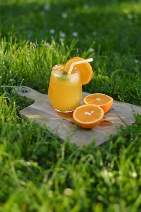Sunshine in a glass