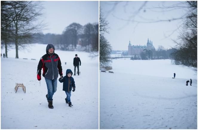 Snowy Saturdays